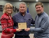 Volunteer of the Month Recognition