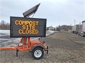 Compost Site Closed For Debris Removal