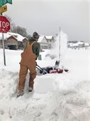 Buried Fire Hydrant