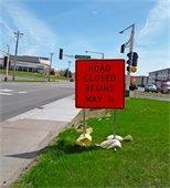 May 11 School Street Closed