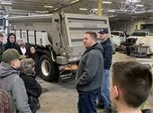 Students Learn Snow Removal Best Practices