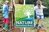 Nature Pop Up Play Areas