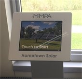 MMPA Solar Kiosk