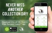 Recycle Coach App - Never Miss Another Collection Day!