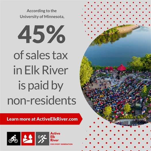 Active Elk River - Why a Sales Tax?