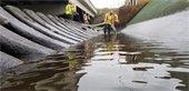 Annual Elk River Dam Inspection