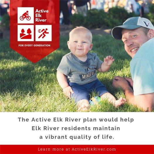 Active Elk River - Vibrant Quality of Life