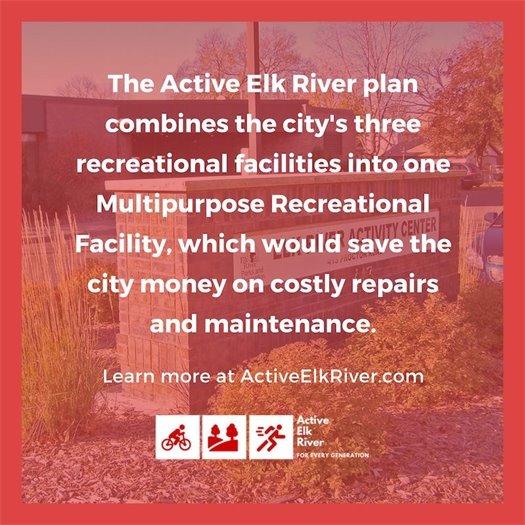 Active Elk River - Combine Facilities