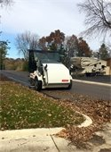 Street Sweeping in Elk RIver