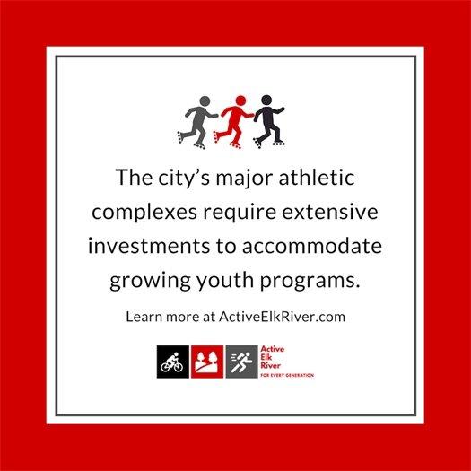 Active Elk River -Youth Programs