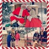 Santa in the Park, December 8