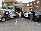 ERPD Pays Donation Forward to CAER