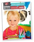 Spring Summer Community Ed Activity Brochure