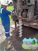 169 Redefine Update, Braun Drilling