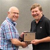 Curt Crane - Volunteer of the Month Sept 2019