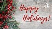 Holiday Closures and Trash Delays