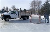 outdoor ice rinks closed for season