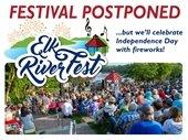 Elk RiverFest Postponed