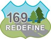 169 Redefine Logo