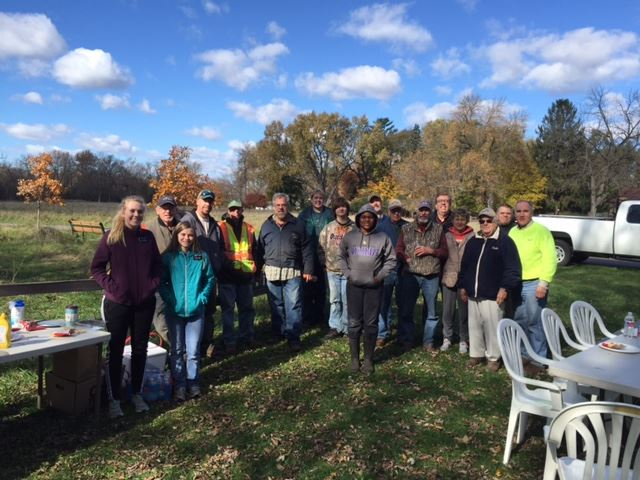 2016 Fall Clean up day