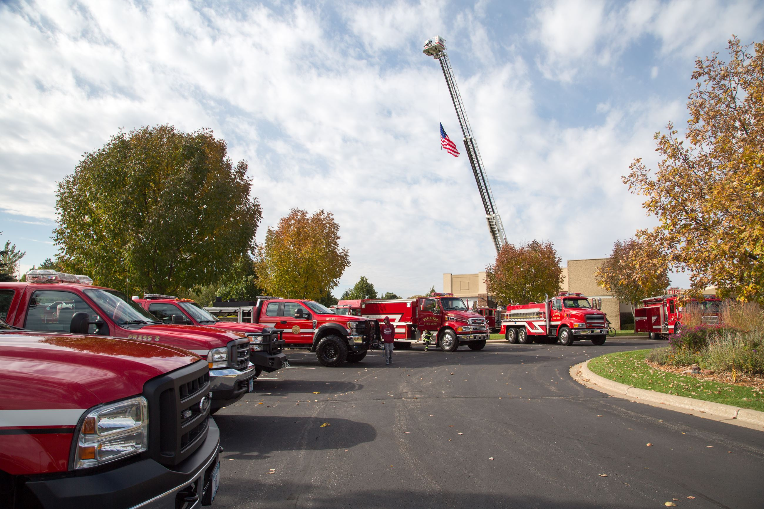 Fire Trucks - Open House