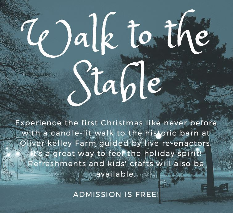 Walk to the stable 2018