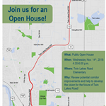 Twin Lakes Road Corridor Study Open House 2