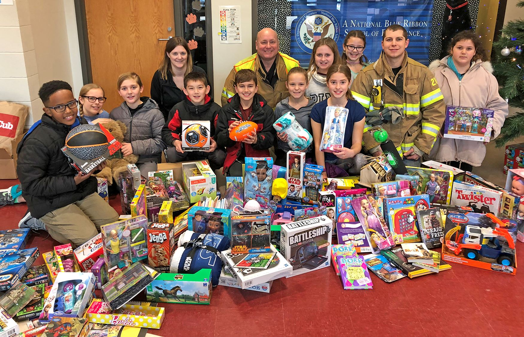 ERFD Toy Drive