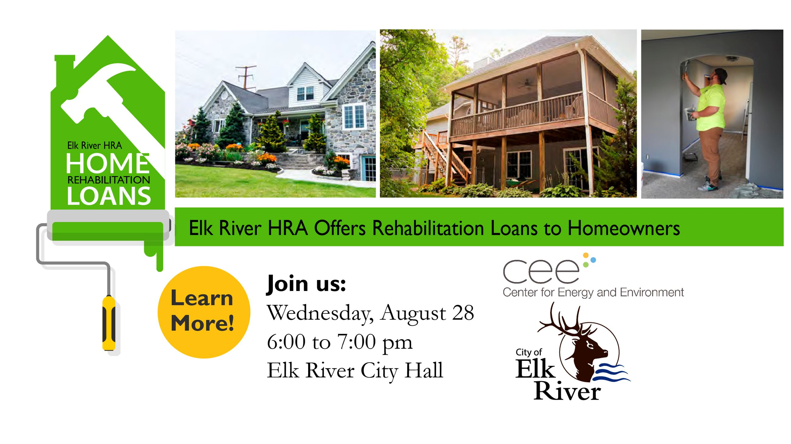 HRA Home Rehabilitation Loan Program