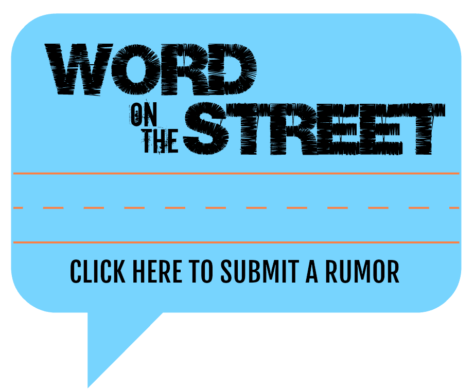 169 Redefine Word on the Street Graphic Logo