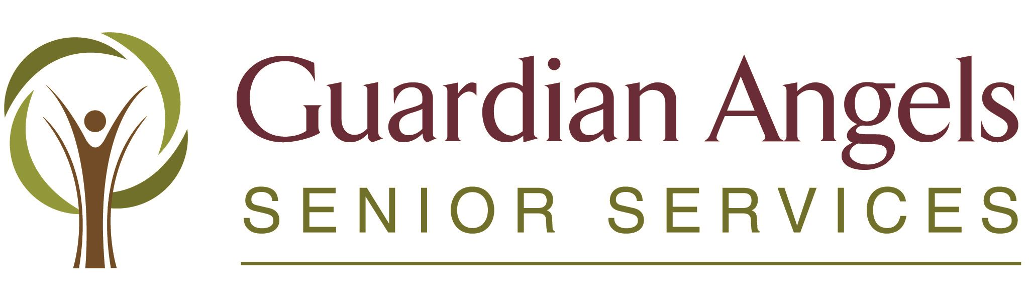 Guardian Angels Senior Services logo