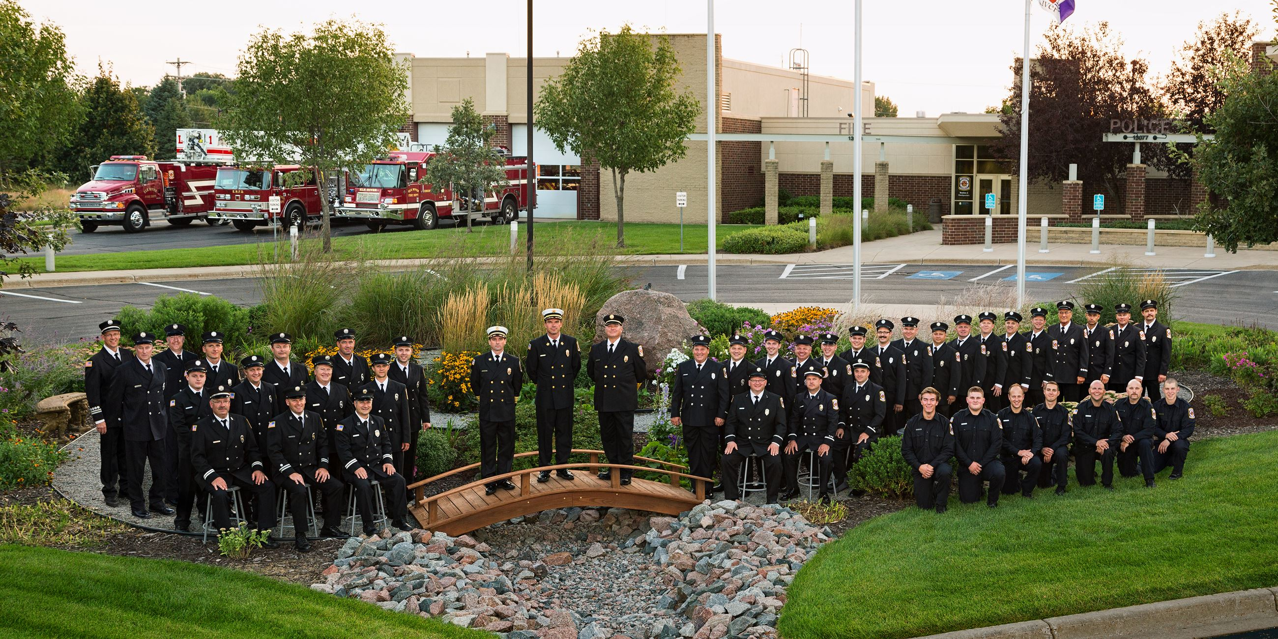 Fire Department - Group Photo 2016