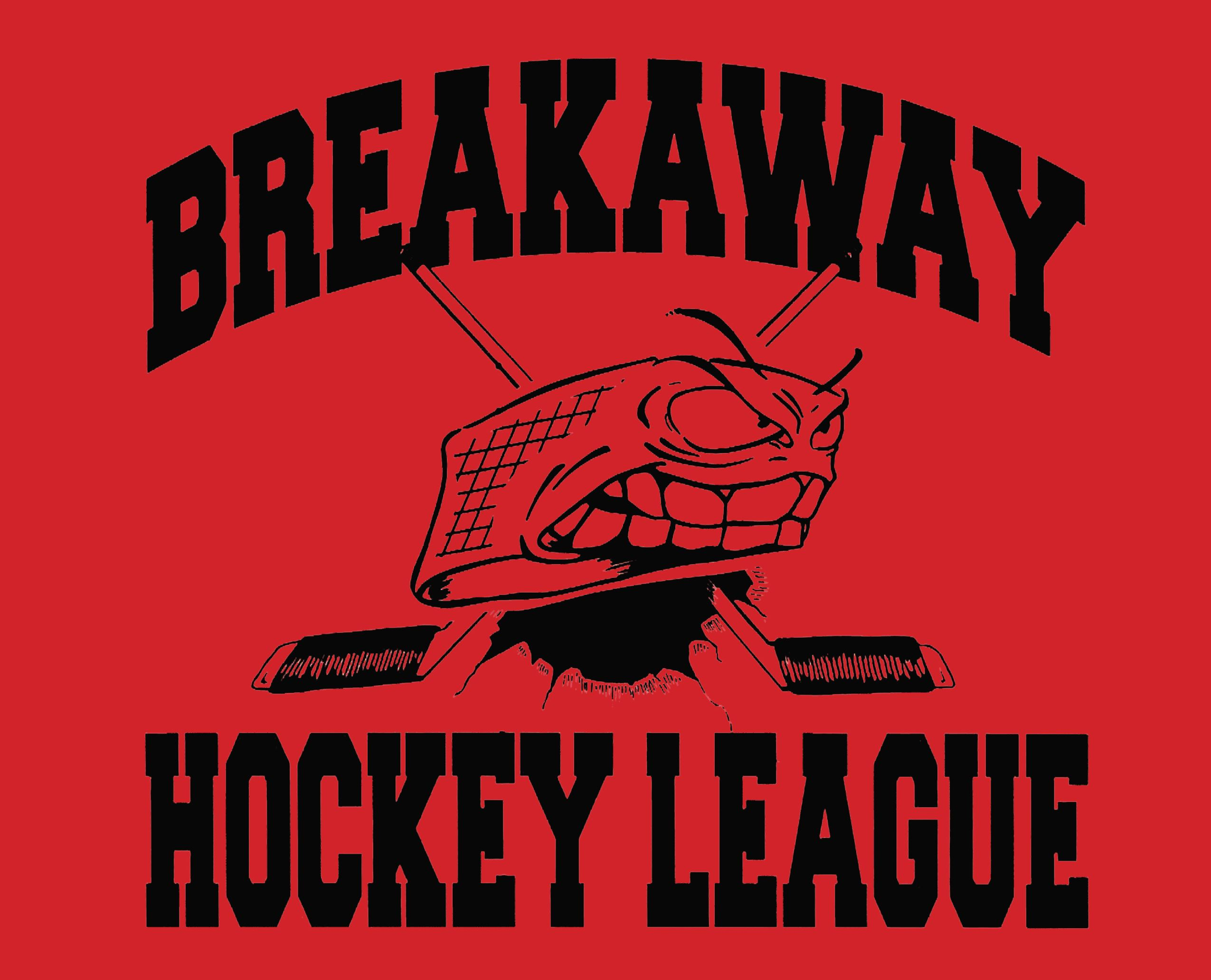 red black breakaway logo