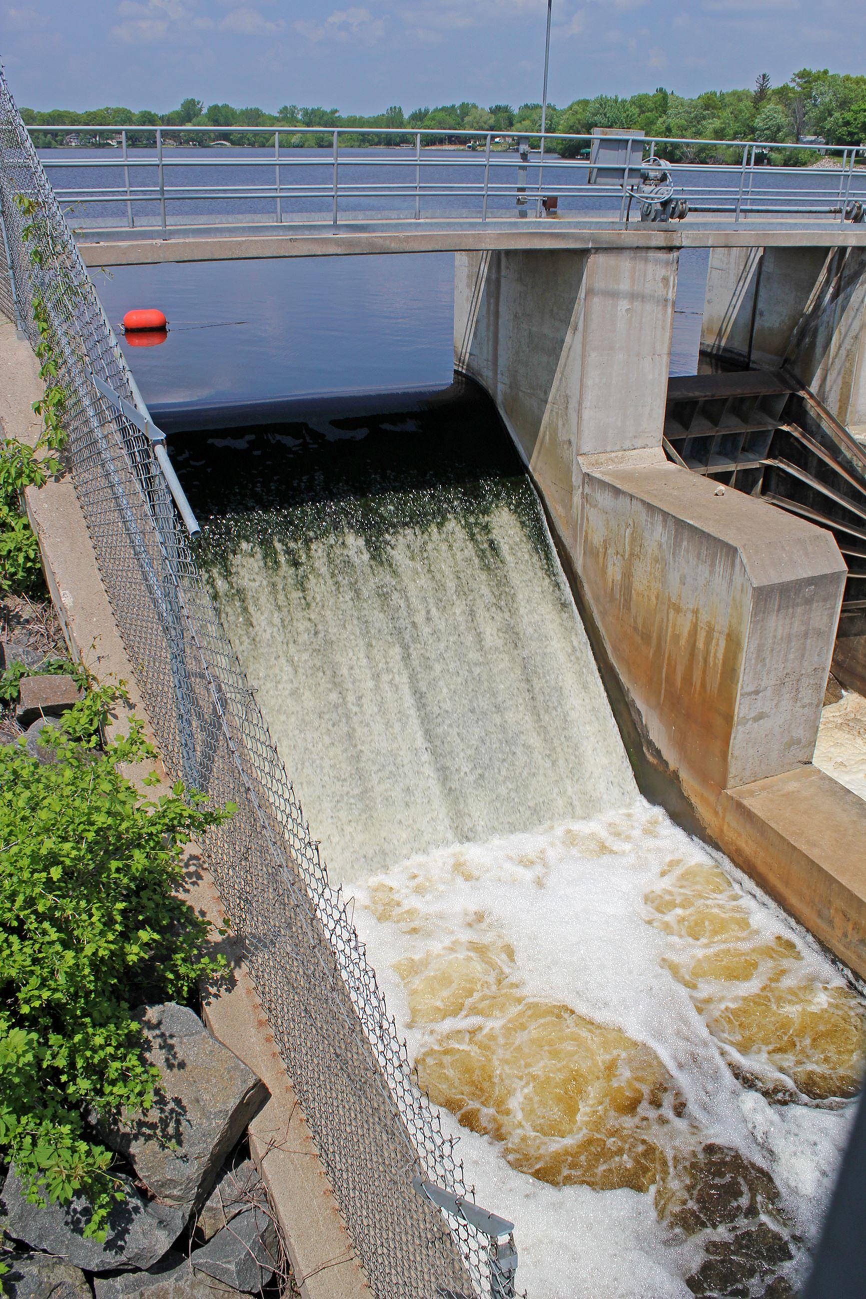 Lake Orono Dam