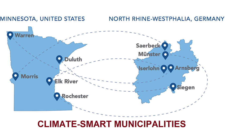 Climate Smart Municipalities Participants - Crop
