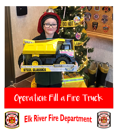 Operation Fill a Fire Truck