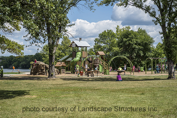 photo courtesy of Landscape Structures Inc.